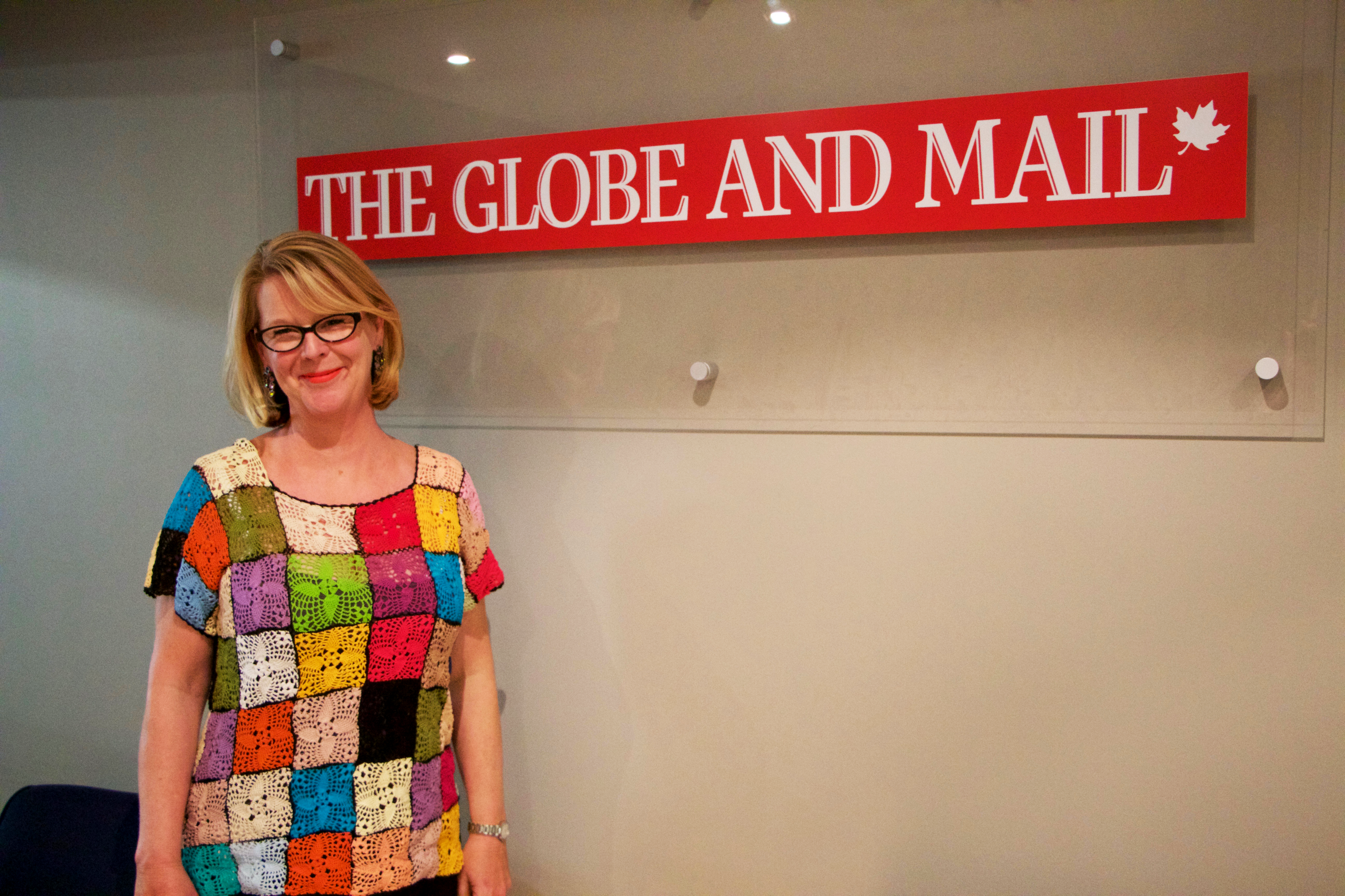 KATHY EDITED GLOBE AND MAIL